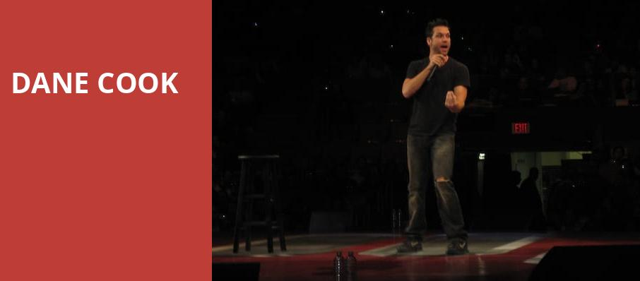 Dane Cook, Walt Disney Theater, Orlando