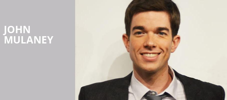 John Mulaney, Hard Rock Live, Orlando