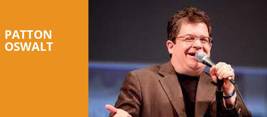 Patton Oswalt, Hard Rock Live, Orlando