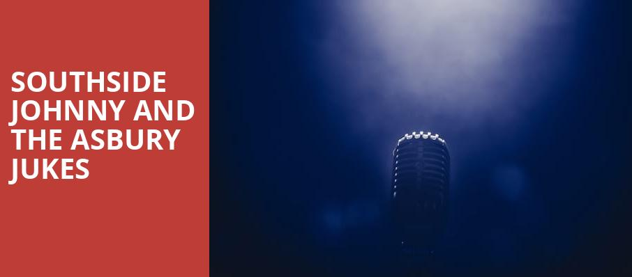 Southside Johnny and The Asbury Jukes, Plaza Theatre, Orlando