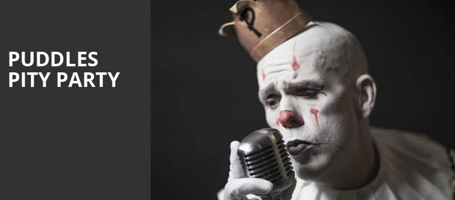 Puddles Pity Party, Plaza Theatre, Orlando