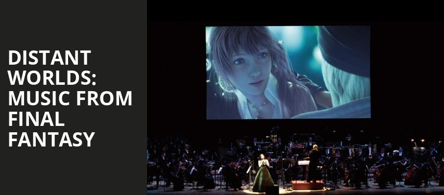 Distant Worlds Music From Final Fantasy, Walt Disney Theater, Orlando