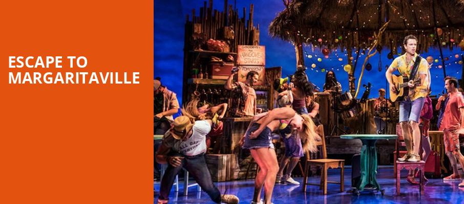 Escape To Margaritaville - Walt Disney Theater, Orlando, FL