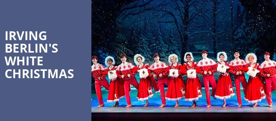 Irving Berlins White Christmas, Walt Disney Theater, Orlando