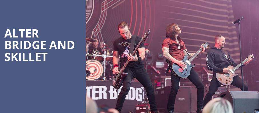 Alter Bridge and Skillet, House of Blues, Orlando