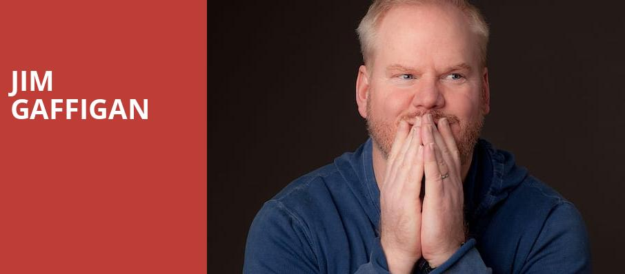 Jim Gaffigan, Walt Disney Theater, Orlando