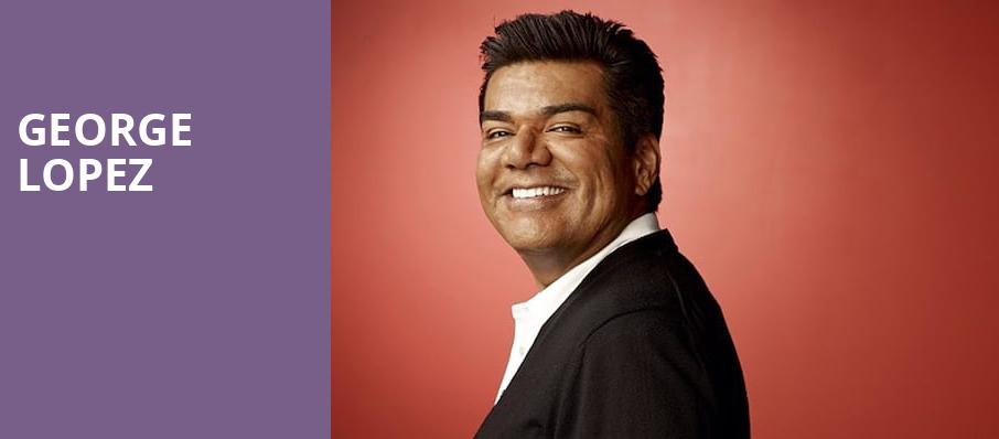 George Lopez, Hard Rock Live, Orlando
