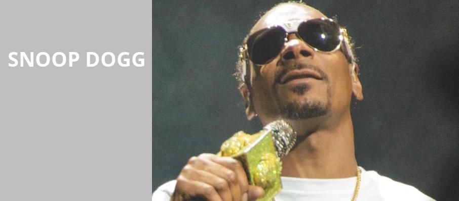 Snoop Dogg, House of Blues, Orlando