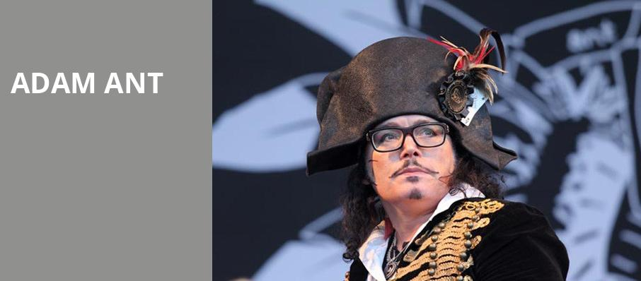 Adam Ant, Hard Rock Live, Orlando