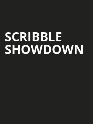 Scribble Showdown Poster